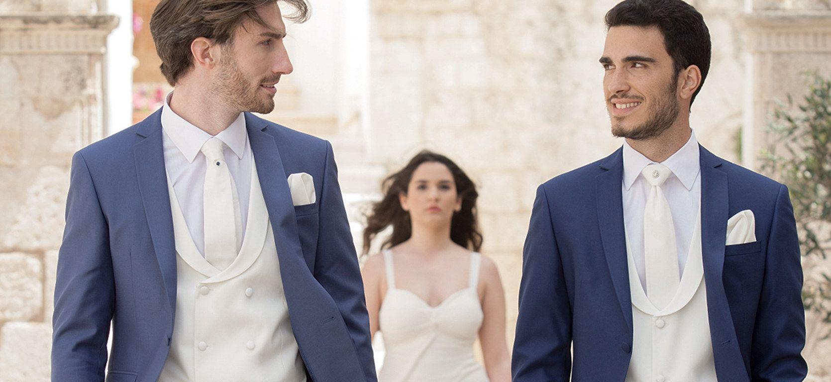 timeless design adca3 62181 Abiti sposo Musani 2018 | Cerimonia uomo Difino Atelier